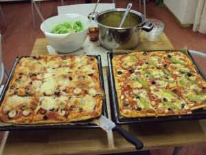 Pizza - Pizza - Pizza